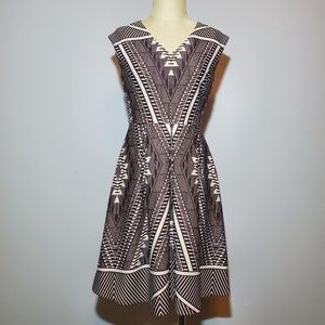 Studio One  Fit and flare dress size 4 E530